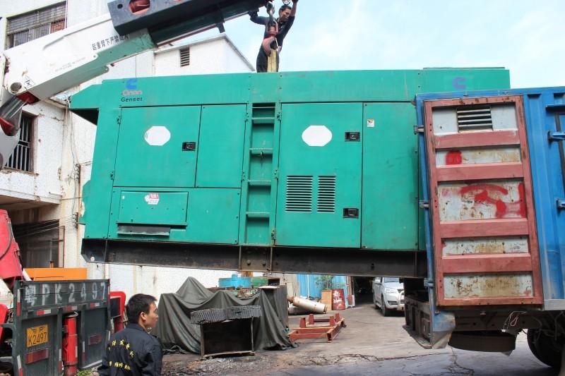 柴油发电机维修控制屏与模型的构建