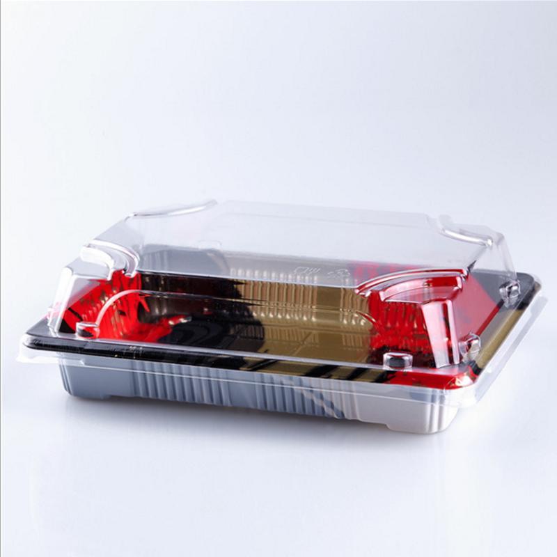 矩形食品寿司餐盒