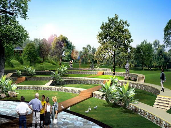 市政园林景观设计