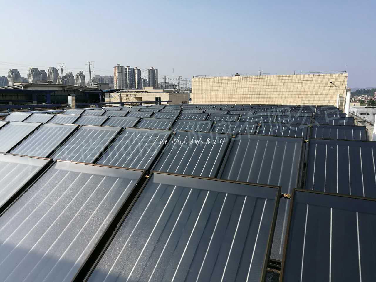 太阳能供暖 -太阳能供暖特点