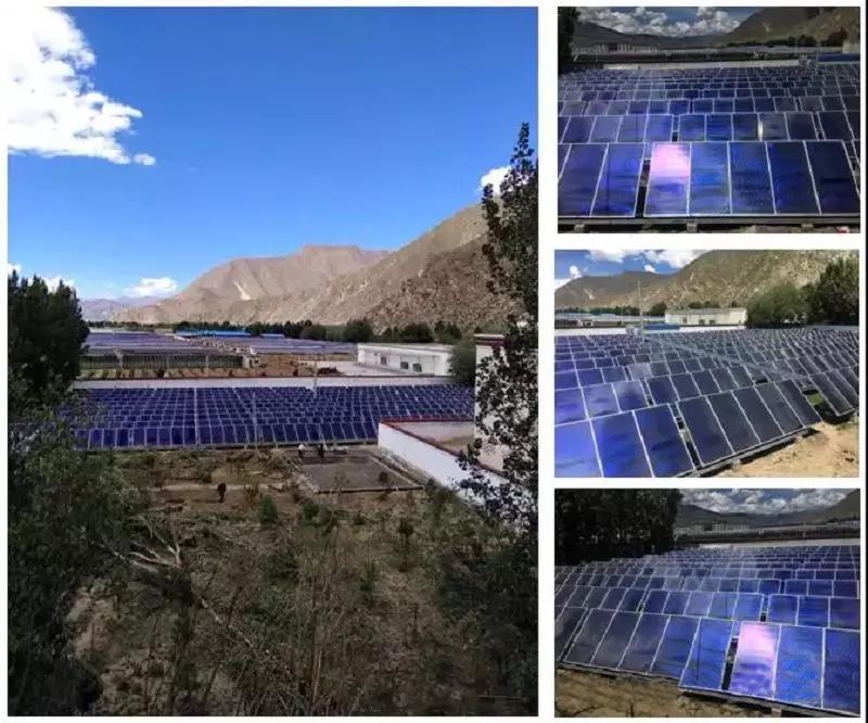 西藏 | 高寒高海拔地区太阳能集中供暖工程化示范通过专家验收