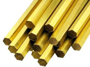 黄铜六角棒