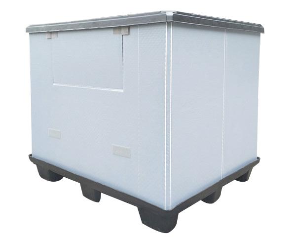 蜂窝板围板箱销售