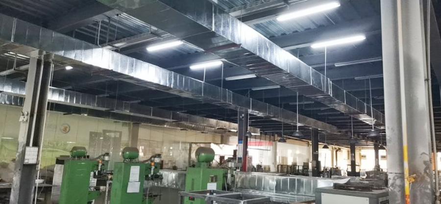 通風工程常平印刷廠
