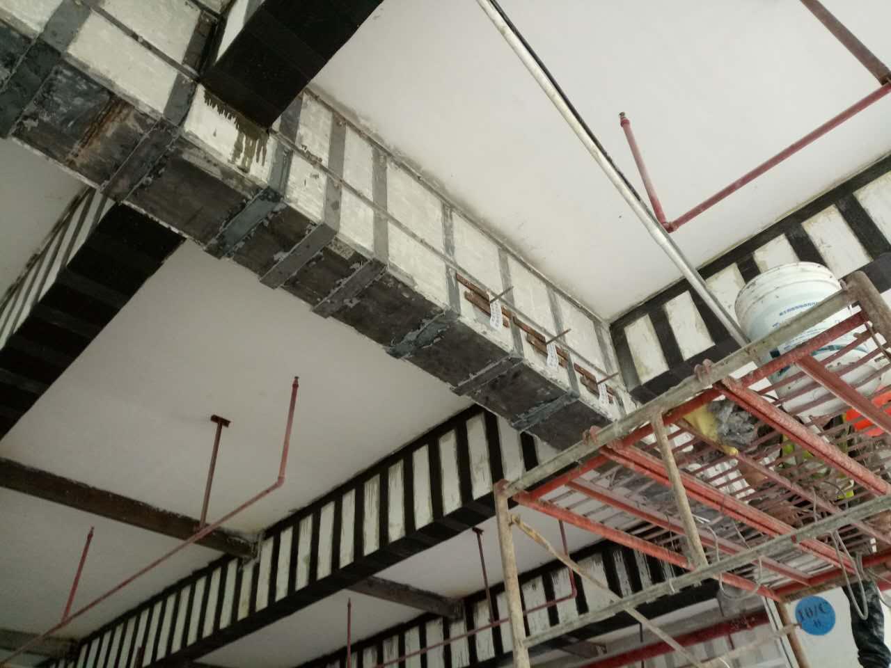 东莞旧房加固改造