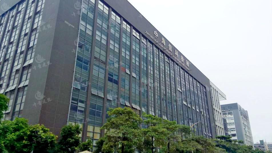 深圳中海信科技園廠房梁板加固工程
