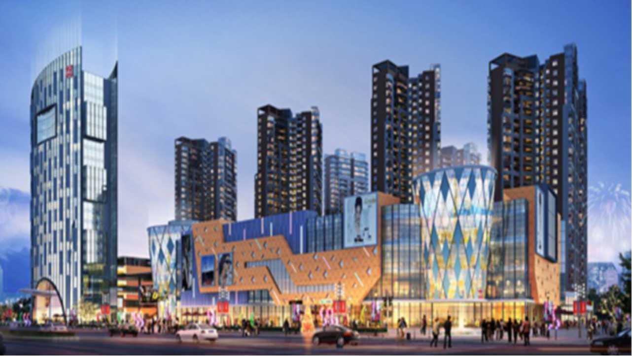 阳江盈信广场电影院结构改造工程