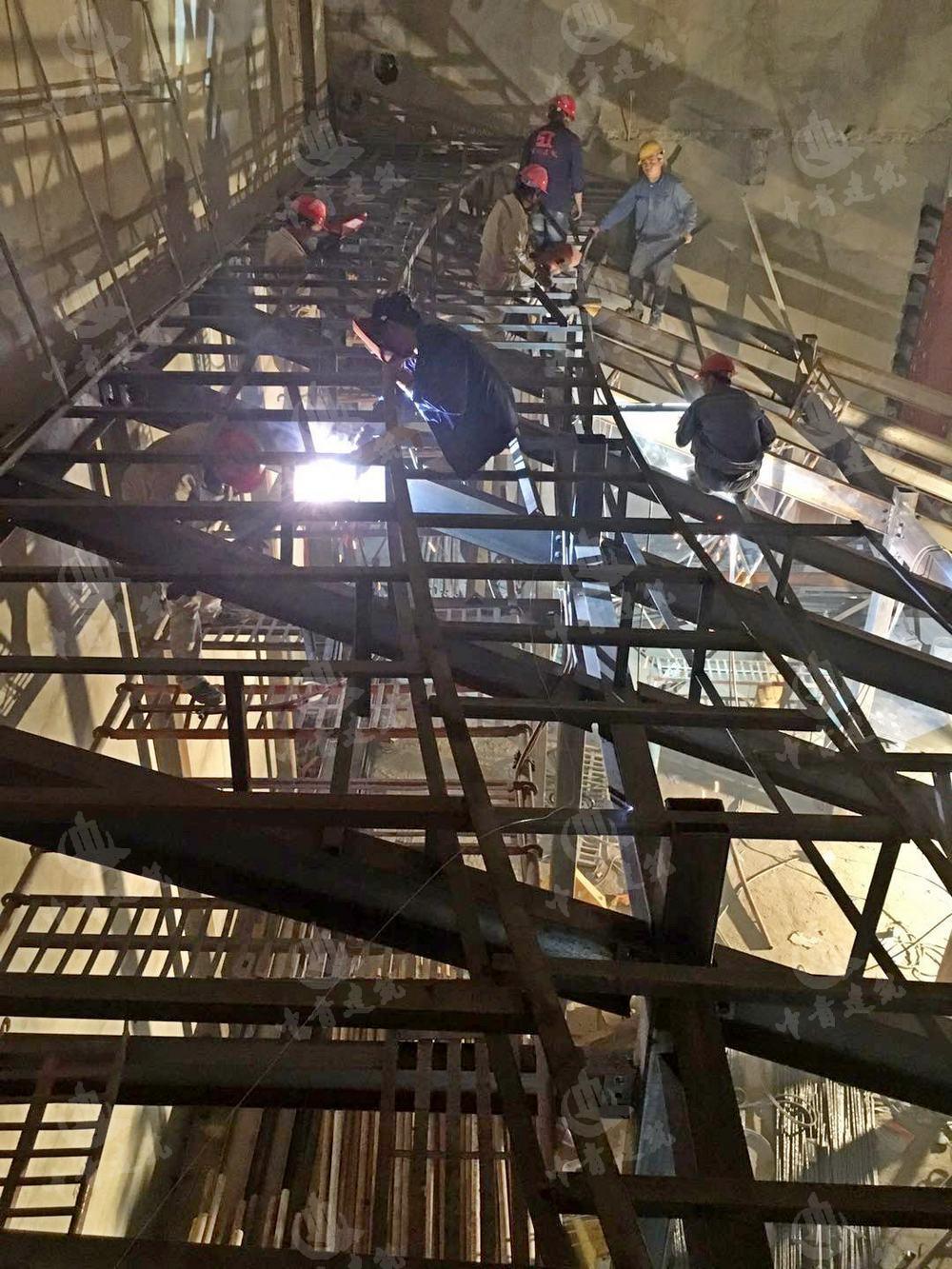 阳江盈信广场电影院结构加固改造工程