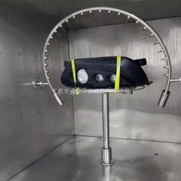 聊一聊淋雨试验的机器设备?淋雨试验箱