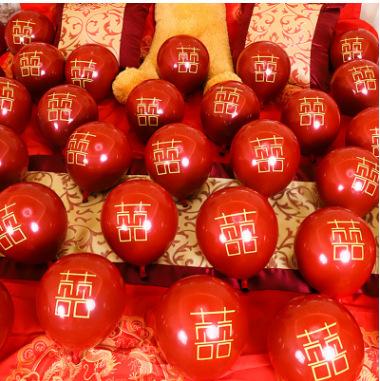 婚房气球绑出高端大气教程
