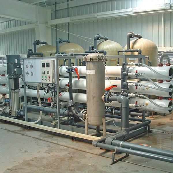 怎样选择合适的反渗透纯水设备