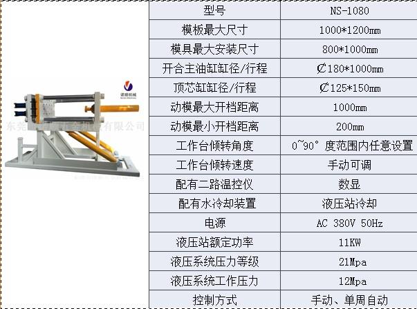诺顺机械NS-1080